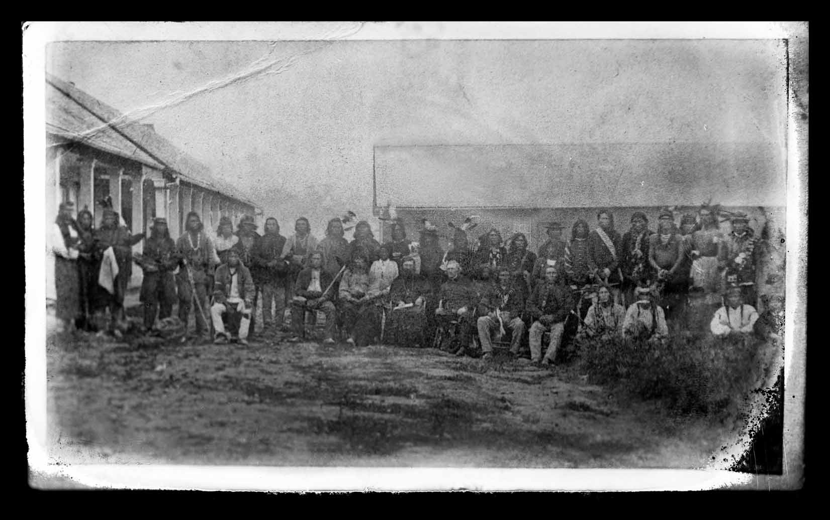 Sioux Chippewa Peace Conference