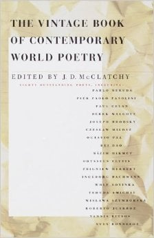 Vintage Book of Contemporary International Poetry
