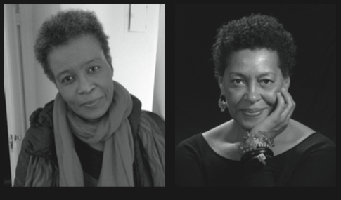 Claudia Rankine.Photo credit: John Lucas. Carrie Mae Weems. Photo Credit: Jerry Kleinberg