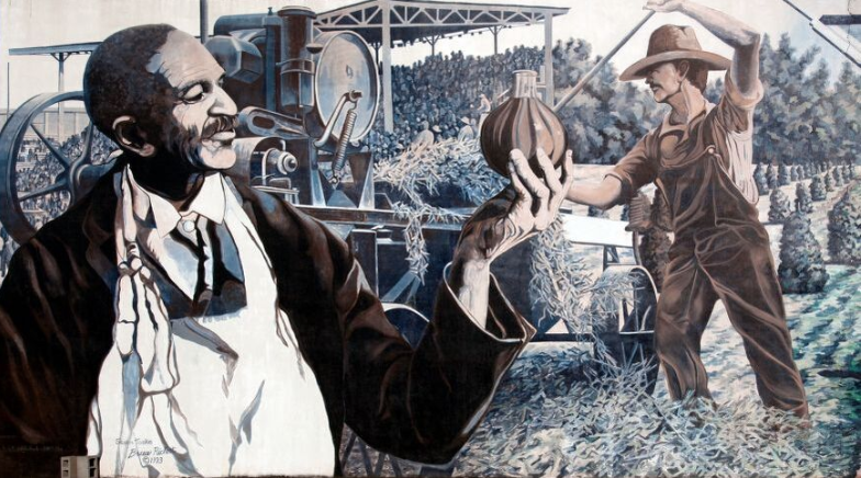 Mural: Salute to the Peanut Industry