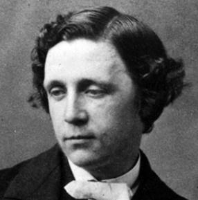 Lewis Carroll. Photo credit: Oscar Rejlander