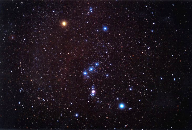 """Orion on Film"""