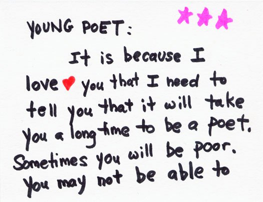 Poets via Post: Tina Chang