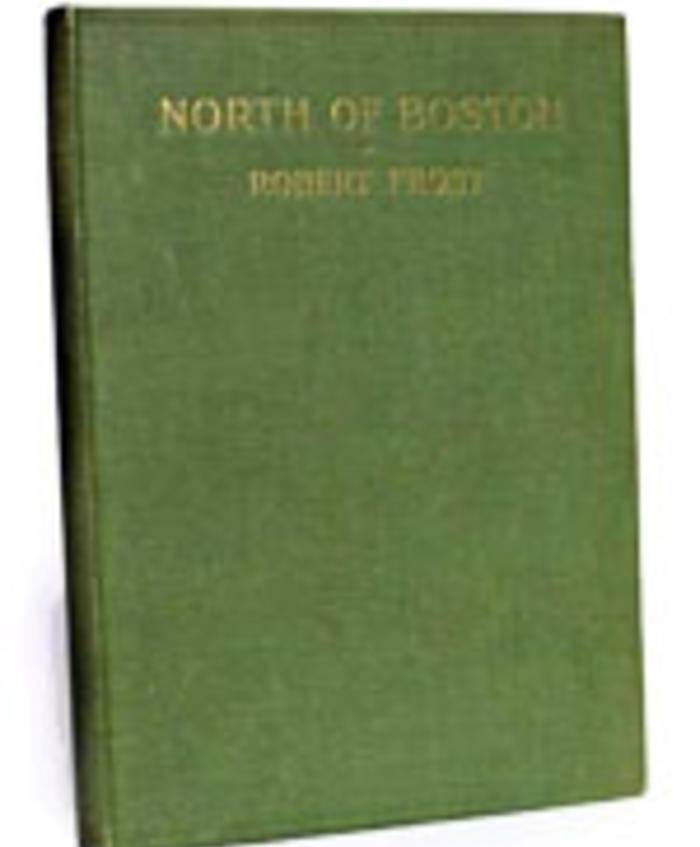 North of Boston by Robert Frost (1914)