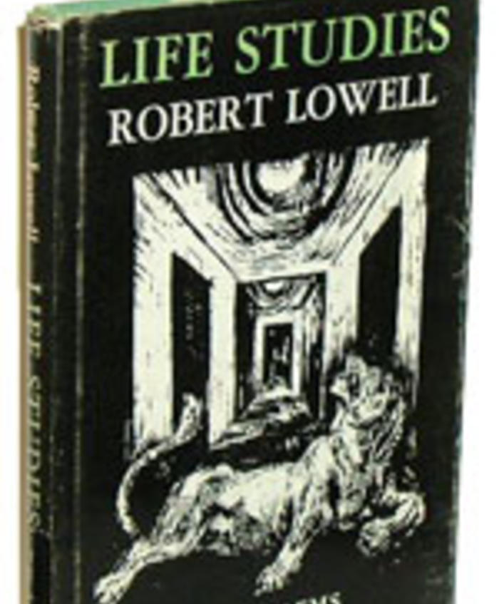 Life Studies by Robert Lowell (1959)
