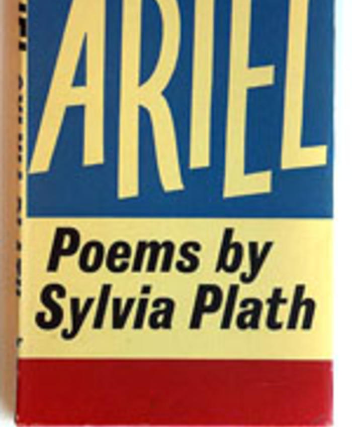 Groundbreaking Book: Ariel by Sylvia Plath (1965)