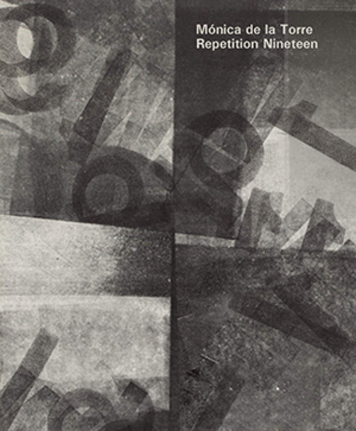 Repetition Nineteen (Nightboat Books, 2020)