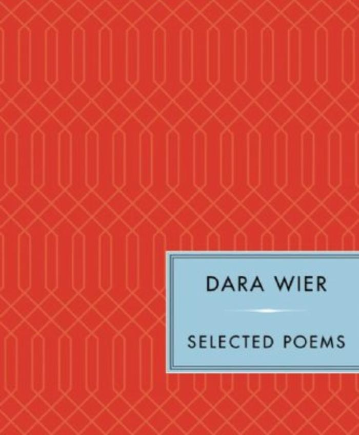 Selected Poems by Dana Wier