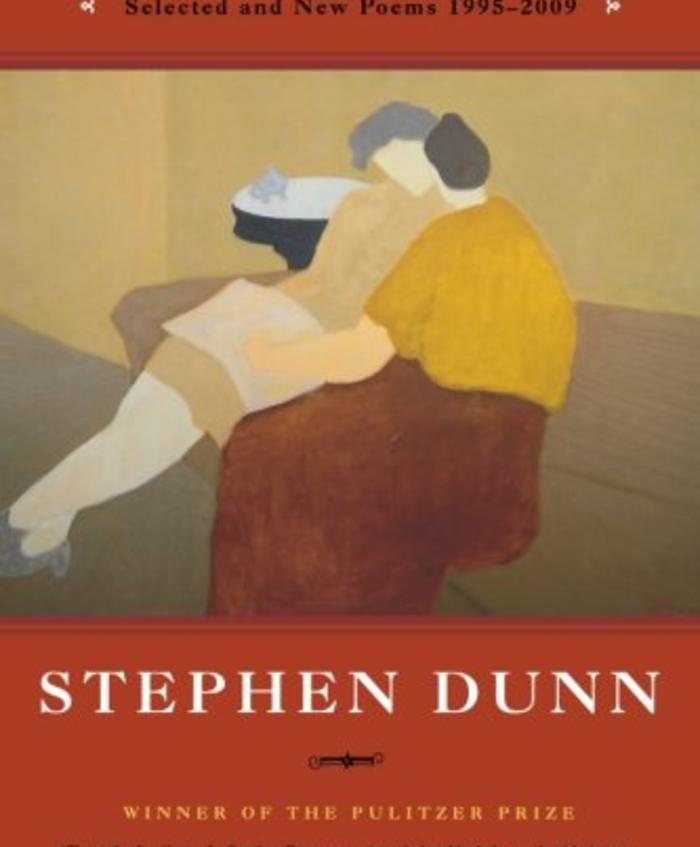 What Goes On: Selected and New Poems 1995-2009 by Stephen Dunn