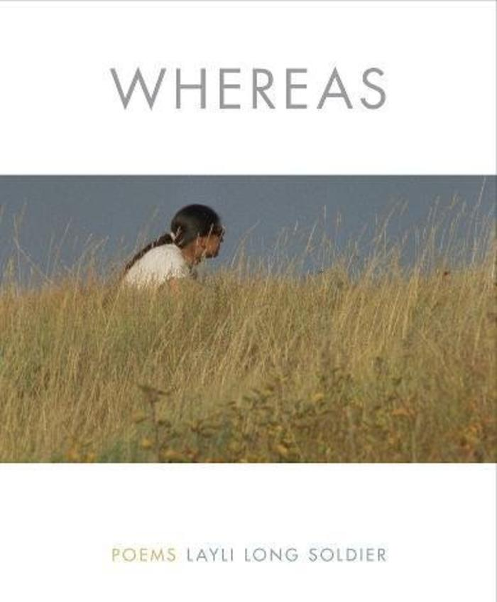 WHEREAS (Graywolf Press, March 2017)