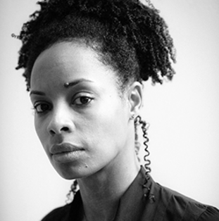 Nicole Sealey, Photo credit: Rachel Eliza Griffiths